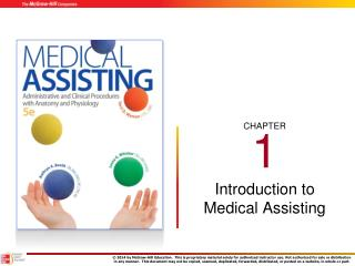 Introduction to Medical Assisting