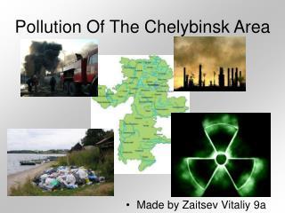 Pollution Of The Chelybinsk Area