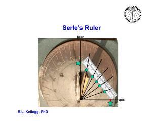 Serle's Ruler