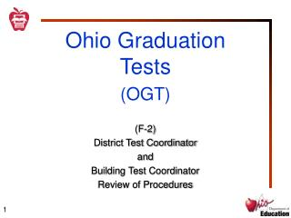 Ohio Graduation Tests (OGT)