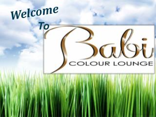 Hair Colour Specialist Salon in Sydney-Babicolourlounge