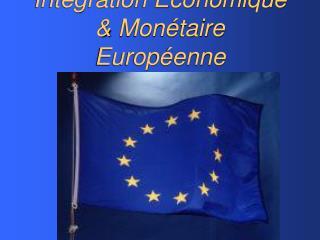 Intégration Économique & Monétaire Européenne