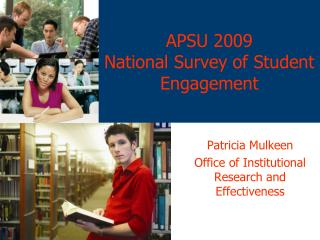 APSU 2009 National Survey of Student Engagement