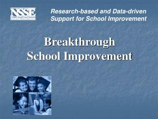 Breakthrough  School Improvement