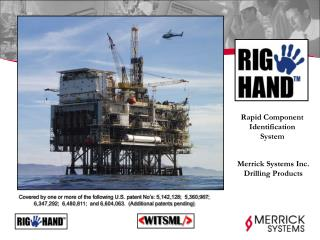 Merrick Systems Inc. Drilling Products