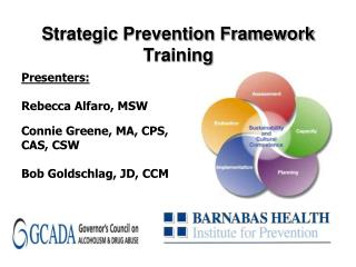 Strategic Prevention Framework Training