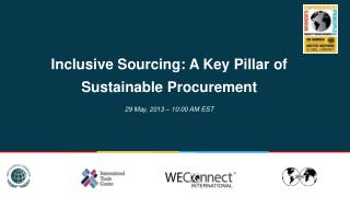 Inclusive Sourcing: A Key Pillar of Sustainable Procurement