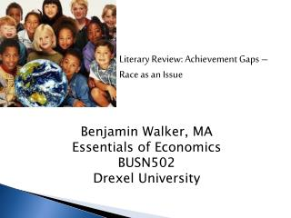 Literary Review: Achievement Gaps – Race as an Issue