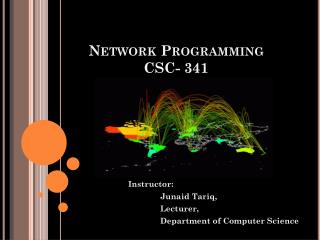 Network Programming CSC- 341