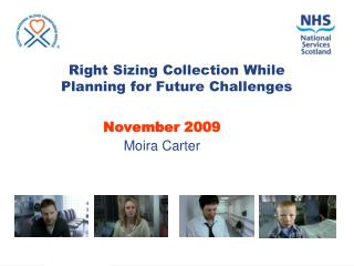 Right Sizing Collection While Planning for Future Challenges