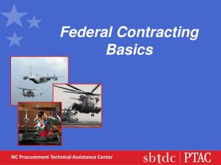 Federal Contracting Basics