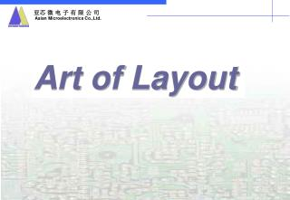 Art of Layout