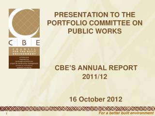 CBE Delegation