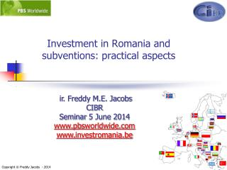 subventions in romania 2014 2020