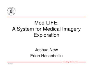 Med-LIFE: A System for Medical Imagery Exploration
