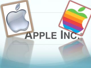 Apple Inc .
