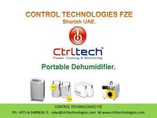 Dehumidifier. De-humidifier. Portable, home Dehumidifier.