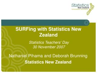 SURFing with Statistics New Zealand