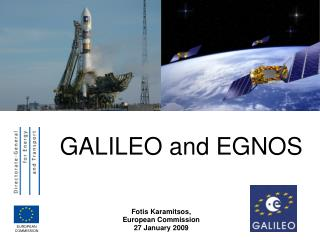 GALILEO and EGNOS