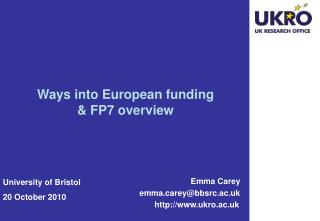 Emma Carey 	      emmarey@bbsrc.ac.uk
