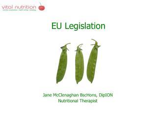 EU Legislation