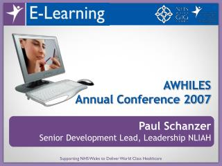 AWHILES   Annual Conference 2007