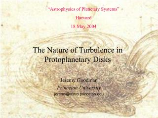 The Nature of Turbulence in Protoplanetary Disks
