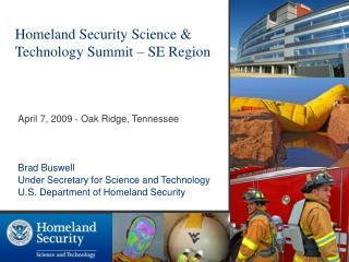 Homeland Security Science & Technology Summit – SE Region