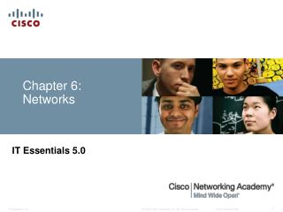 Chapter 6: Networks