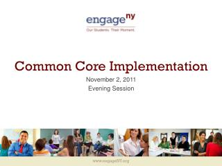 Common Core Implementation