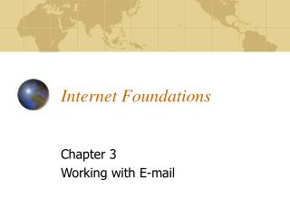 Internet Foundations