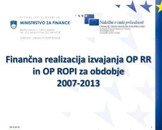 MINISTRSTVO ZA FINANCE Beethovnova 11, 1000 Ljubljana Tel.: (01) 369-65-10 Fax: (01) 369-65-39