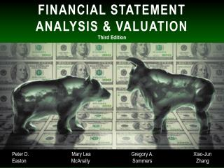 Financial Statement  Analysis & Valuation Third Edition