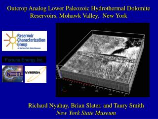 Outcrop Analog Lower Paleozoic Hydrothermal Dolomite Reservoirs, Mohawk Valley,  New York
