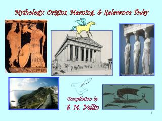 Mythology: Origins, Meaning, & Relevance Today