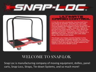 Snap-Loc Cargo Control Systems