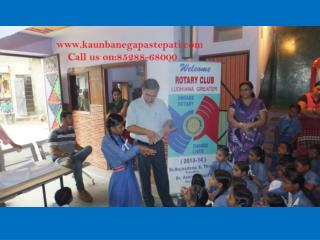 Dental Awareness Seminar In Dreamland Public School