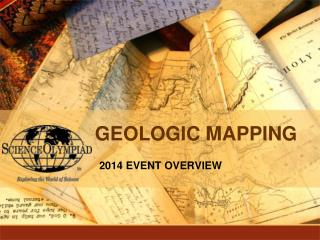 GEOLOGIC MAPPING