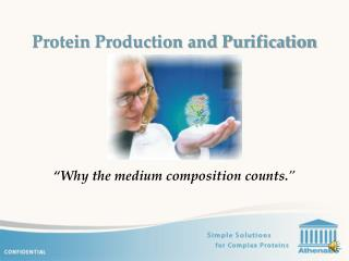 Protein Production and Purification