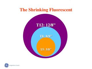 The Shrinking Fluorescent
