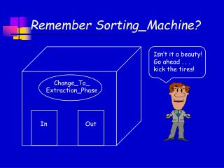 Remember Sorting_Machine?