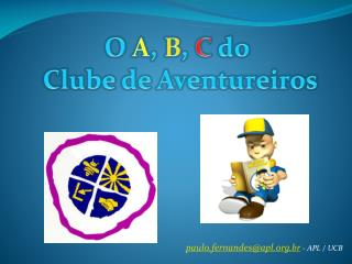 paulo.fernandes@apl.br - APL / UCB