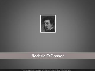 Roderic  O'Connor