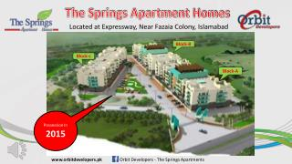 The Springs Apartment Homes