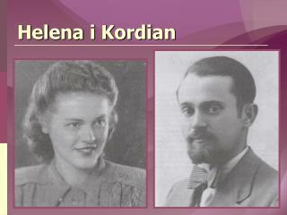 Helena i Kordian