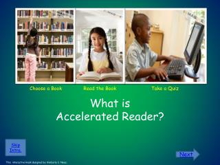 What is Accelerated Reader?