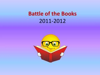 Battle of the Books 2011-2012