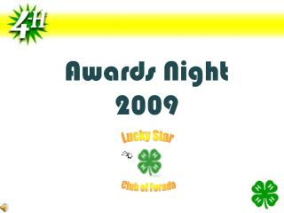 Awards  Night 2009
