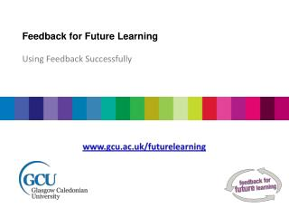 Feedback for Future Learning
