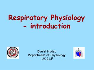 Respiratory Physiology - introduction